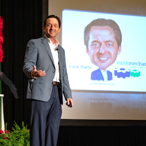 Dave Martin Keynote Speaker